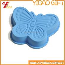 Beauty Butterfly shaped silicone cake mold,cooking mold,baking mold