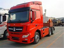 2015 brand new power star 6x4 beiben tractor truck