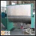 3000L polvo detergente mezclador de cinta horizontal / doble mezclador de cinta
