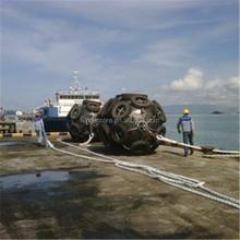 Marine floating cushion, pneumatic mooring buoy