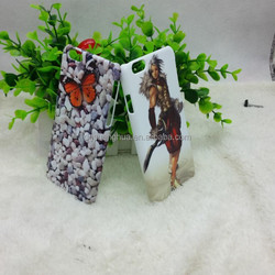3D blank casees, 3D sublimation phone case for samsung S3 S2,phone case 6plus