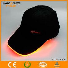Durable Sport Style Nylon LED Cap