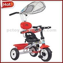 Kids metal tricycle