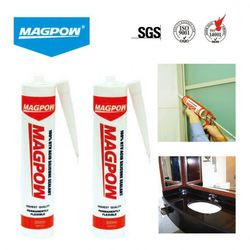 Fast Curing Acetic Silicone Sealant For Shower Appliance Ceramic Granite