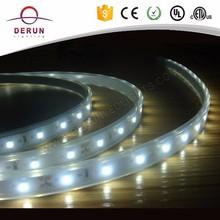 White light 3528 IP67 outdoor 4.8w led strip light shenzhen