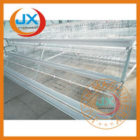 Modern poultry farm A type small chicken coop design