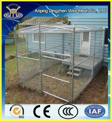 cheap stainless steel welded wire dog kennels