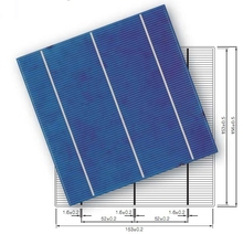 China best sell high quality sunpower solar cells