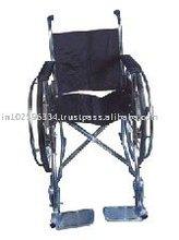 Invalid Wheel Chairs - Folding