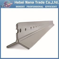China best selling Y steel fence post