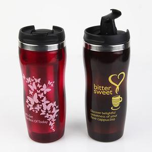Interwell ppc51 bicchiere doppia parete, ingrosso qualità 14 oz Starbucks bicchiere