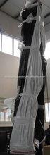 Plastic Nice Folding Black& White Durable Grain Bags/Silo bags