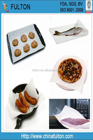 high quality printed greaseproof paper greaseproof paper for fish white sheet white food wrapping greaseproof