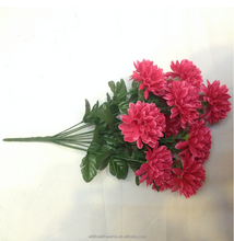 2015 Newest High-grade plastic chrysanthemum table plastic bouquet