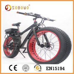 """1500W high speed 26"""" electric mountain bike"""