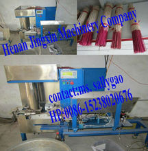 automatic bamboo stick incense making machine