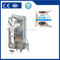 Automatic curd packing machine