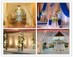 wedding wall drapery,custom draperies,piping and draping for weddings