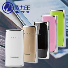 Manufacturer Wholesale External Battery 5200mah Travel USB Power Bank Charger for Galaxy Note 2