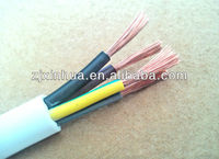 4G2.5mm2 soft PVC cables pure cable H05VV-F