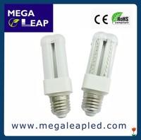 e27 g24 e14 500 lumen smd 5w led bulb replacement CFL bulbs