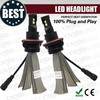fanless 3000lm 40w car led headlight h13