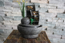 Own Factory Handmake Resin Water Fountain
