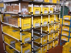 warehouse shelf rack/quick easy rack shelf