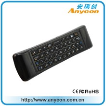 2.4g mini wireless fly air mouse keyboard remote control for smart TV