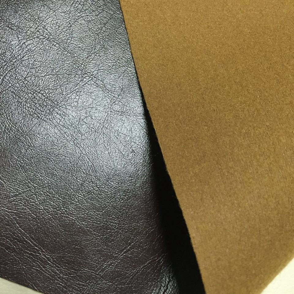 how to clean synthetic leather