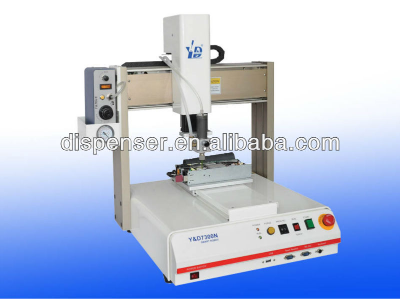 Automated Wood Glue Dispenser ~ Automatic solder paste glue dispenser buy