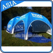 2015 inflatable spider giant outdoor&indoor trade show and event tents