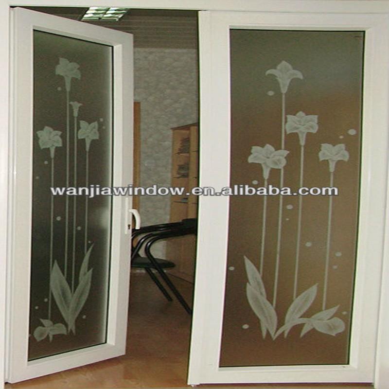 pvc pvc en plastique porte int rieure cuisine portes d 39 entr e usine prix. Black Bedroom Furniture Sets. Home Design Ideas