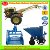 8-22HP two wheel diesel engine walking tractor with potato farm tools,potato planter and potato harvester machine for wholesale