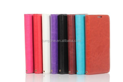 Fine Sheep Grain Printing Wallet Flip PU Leather Case for Apple iPhone 5c mini