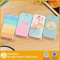 for samsung galaxy s4 i9500 mobile phone leather case
