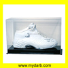 clear acrylic shoes display case