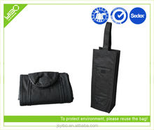cheapest leather wine bag carrier on sale