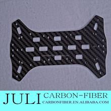 Glossy/matte 3k carbon fiber frame/parts for remote control car, carbon fiber racing car frame