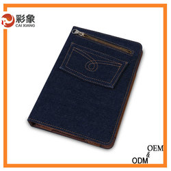2015 New arrival Folio leather PU case for ipad mini 4 cover with standing function