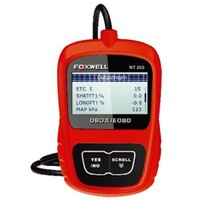 New Product Foxwell NT200 CAN OBDII/EOBD Code Reader Hot Sale
