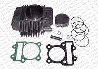 60MM 13MM 75MM Cylinder kit YinXiang ZongShen 160CC 1P60FMK Engine Kaya Xmotos Apollo Tmax Pit Dirt Bike Parts