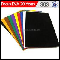 black foam rubber sheet/black foam sponge manufacturer
