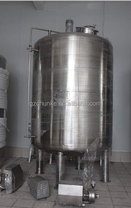 chunke ck stainless steel galvanized 5000 liter water storage pressure tank 1000 liter. Black Bedroom Furniture Sets. Home Design Ideas