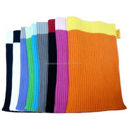 Universal cotton sleeve for ipad 2 3 4 air mini, for ipad mini 4 sleeve