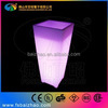 promption led flower pot wholesale/decorative outdoor led flower pot