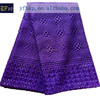 nigerian guipure lace 2015/ latest design high quality lace fabric alibaba cord lace/ purple lace fabric for wedding