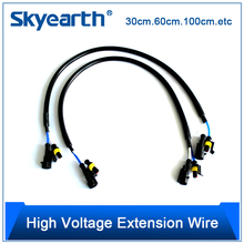 Customized wire looms/Motorcycle Application hid Wire harness