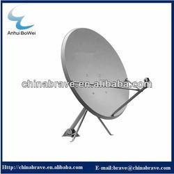 FTA satellite dish motor lnb motorized tv receivern of ku band satellite dish made in china