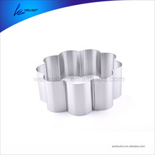 China ODM High Quality Stainless Steel cake decorating tools set dessert decorator